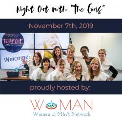 WoMAN + NOWTG November 7th, 2019